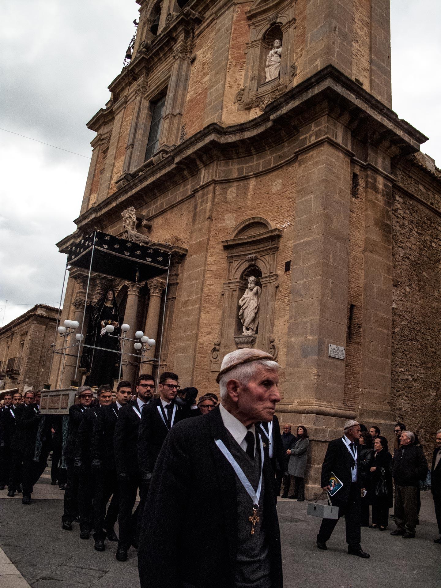 Processione Venerdì Santo